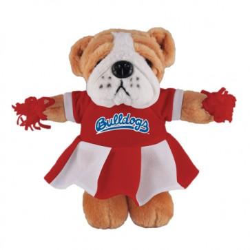Bulldog - Red/White
