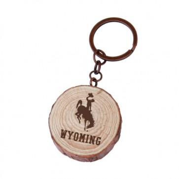 #2379 Zion Wood Keytag