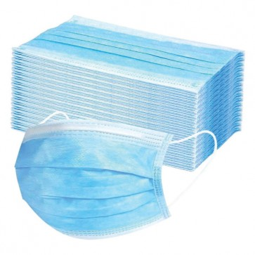 #2390 Disposable 3-Ply Face Mask