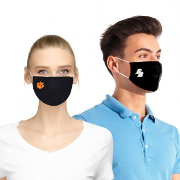 #2392 Tacoma 2-Ply Cotton Face Mask with Filter Pocket