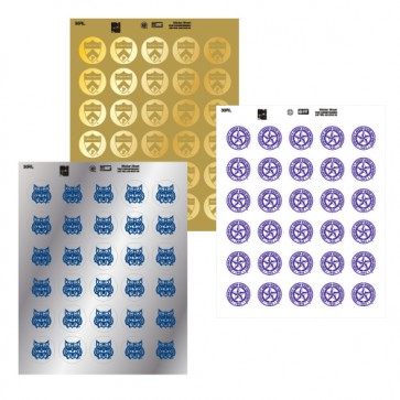 #990 Sticker Sheets