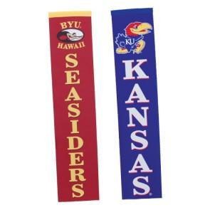 """#1296 Woven Banner - 8"""" x 36"""""""