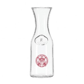 #1827 Glass Carafe - 1 liter