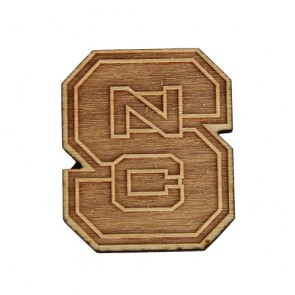 #2157 Laser Etched Birch Magnet