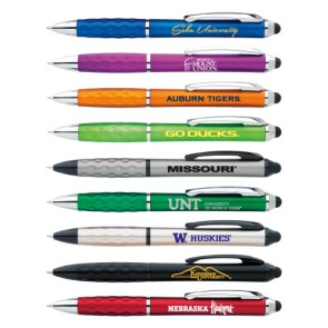 #2177 Arena Metallic Stylus Pen