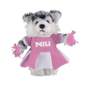 Husky - Pink/White