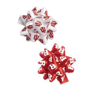 #2238 Star Bows - 6 Pack - 3-3/4""