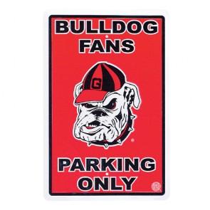 #234 Parking Sign