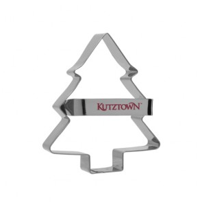 #2368 Metal Tree Cookie Cutter