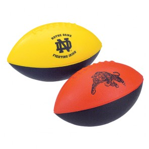 #692 Large Soft Football - 9""
