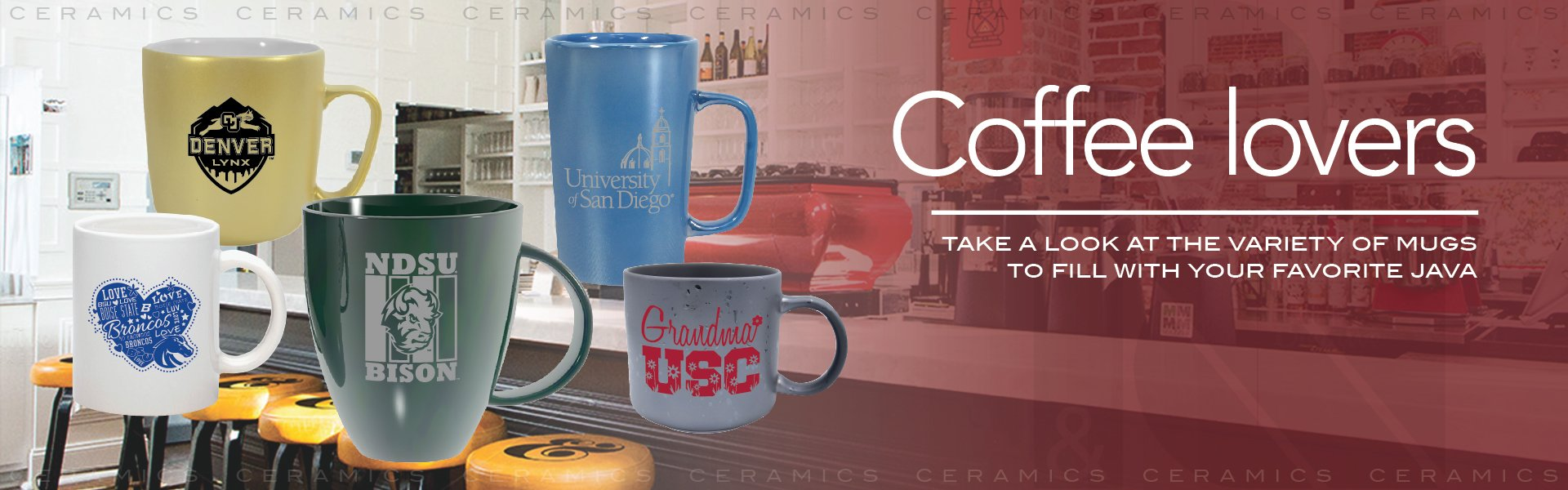 Shop R&D Specialty Coffee Mugs