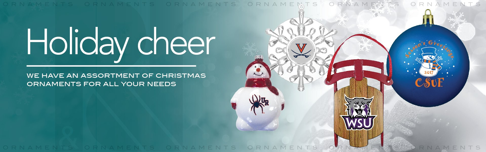 Shop R&D Specialty Holiday Ornaments